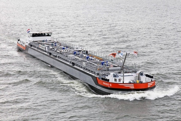 Anchors and chains for inland shipping market